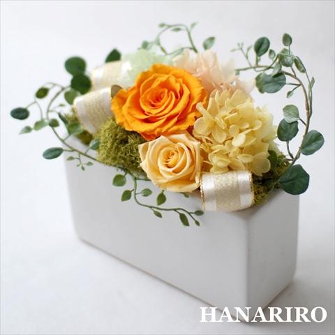 アレンジ「サンシャインオレンジ」