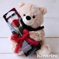 クマさんと一輪の薔薇