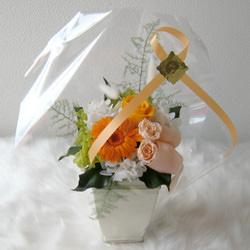 花屋-フラワーギフト-インターネット宅配花屋さん花RiRo-宅配花屋さん花RiRoの7大特典(ギフトラッピング&梱包について)